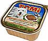 TOMi fish РЫБА консервы корм для собак, паштет