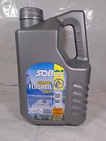 Промывочное масло для двигателя SOBOL 3л