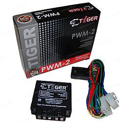 Модуль управления стеклоподъёмниками Tiger PWM 2