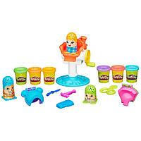 """Play-Doh Игровой набор """"Сумасшедшие прически"""" - B1155"""