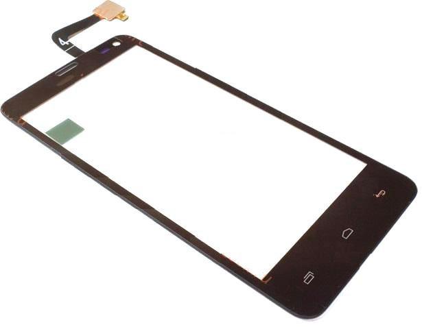 Сенсор FLY IQ4416 Era life 5 black (оригинал), тач скрин для телефона