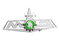 Знак заводской МАЗ 64221-8401300
