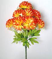 Букет искусственных цветов  Пион атласный , 48 см