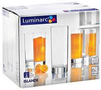 """Набор стаканов Luminarc """"Исланд"""" 330 мл, 6 шт. стакан высокий"""