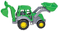 Мастер, трактор-экскаватор - 35318
