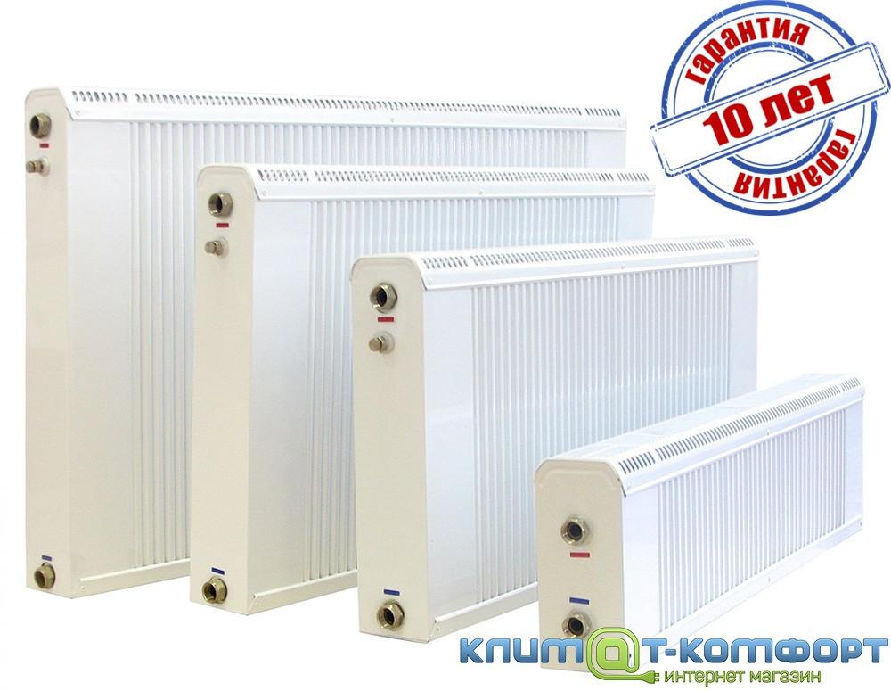 Медно-алюминиевый радиатор ТЕРМИЯ 50/100 РБ (с боковым подключением)