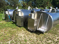 Запасные части к охладителям молока.