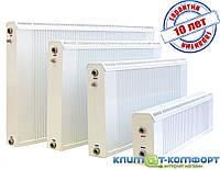 Медно-алюминиевый радиатор ТЕРМИЯ 60/100 РБ (с боковым подключением)