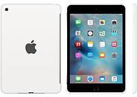 Белоснежный чехол силиконовый Apple iPad mini 4 с дисплеем 7,85 дюйма (White) MKLL2ZM/A
