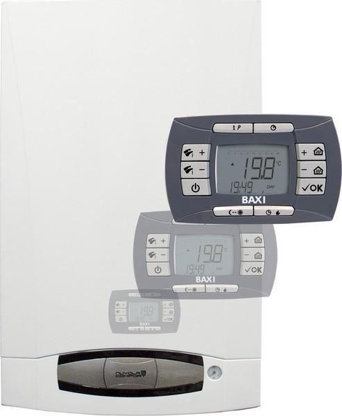 Котёл газовый BAXI NUVOLA-3 Comfort 320 Fi