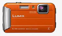 Цифровая фотокамера Panasonic DMC-FT30EE-D Orange