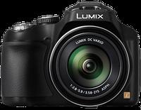 Цифровая системная фотокамер Panasonic DMC-FZ72EE-K Black