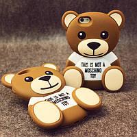 Медведь MOSCHINO для iPhone 6/6s
