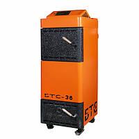 Пиролизный котел БТС-36 Стандарт