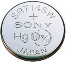 Батарейка Sony SR714SWN-PB