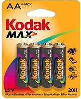 Батарейка Kodak MAX LR06 1x4 шт.