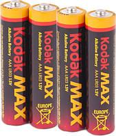 Батарейка Kodak MAX LR03 1x4 шт.