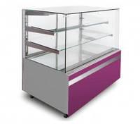 Кондитерская холодильная витрина GASTROLINE CUBE 1.3W