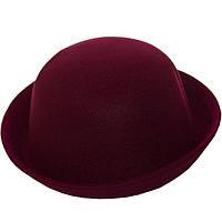 Женская шляпка с полями