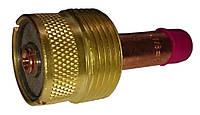 Корпус цанги WE-D 1,6 мм (с диффузором, увеличенная модель газовой линзы) 701.1116