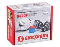 "Giacomini Термостатический комплект R470F 1/2"" угловой"