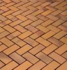 Тротуарная клинкерная брусчатка CRH Pisa