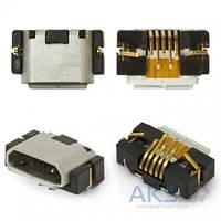 (Коннектор) Aksline Разъем зарядки Blackberry 9380 / 9790