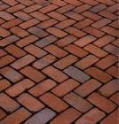 Тротуарная клинкерная брусчатка Zittau Antica