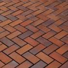 Тротуарная клинкерная брусчатка CRH  Meran