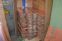 Стеклотекстолит фольгированный толщ. 1,5 мм. шир.120-140мм