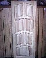 Двери деревянные, высший сорт.