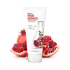 Пенка для умывания It's Skin Have a Pomegranate Cleansing Foam, 150 мл, фото 2
