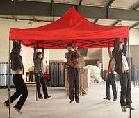 Прочный шатер 2х3м, палатка для выставки