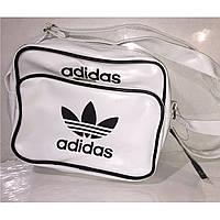 Мужская сумка Adidas белая
