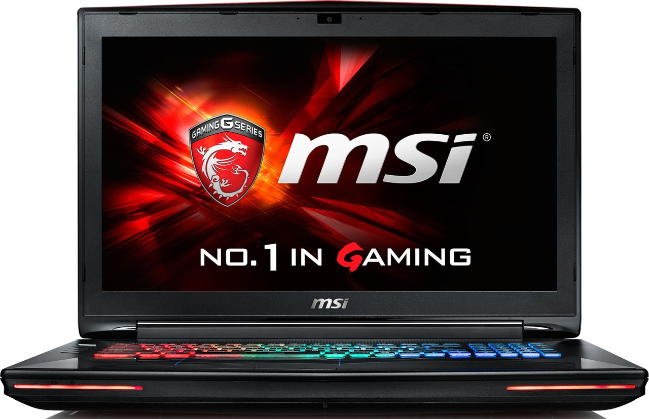 Ноутбук MSI GT72 6QD-254XPL Dominator (GT726QD-254XPL) RAM:24GB