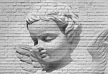 3D Фотообои: Ангел Код: 160