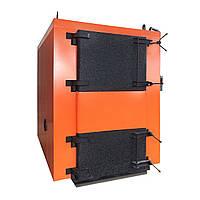 Пиролизный твердотоплевный промышленный котел БТС-240 Премиум