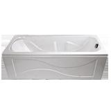 "Ванна акриловая Тритон Стандарт-170 ""Экстра"" 1700х700х560 (с ножками)"