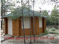 Дачные дома деревянные