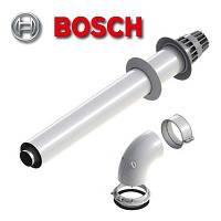 Конденсационная система дымоотвода для газовых котлов Bosch