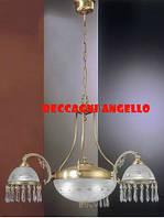 Люстра RECCAGNI ANGELLO L 3841/3+2