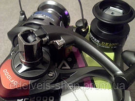 Катушка спиннинговаяWEIDA( KAIDA) DIFFER 3000 3+1bb, фото 3