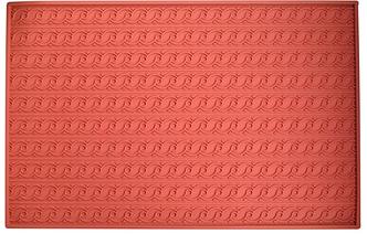 """Коврик для заливания шоколада EM8420 """"Завиточки"""" 600*400мм (Empire Эмпаир Емпаєр) """