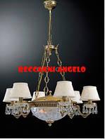 Люстра RECCAGNI ANGELO L 6403/6+3