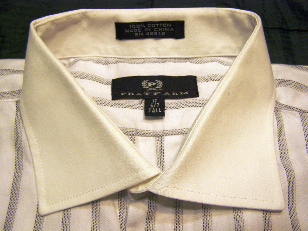 Рубашка PHATFARM (XL/43-44)