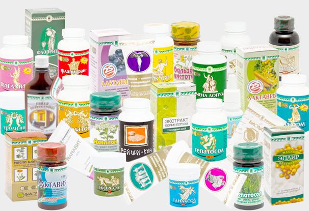 Наружные средства и целебные крема БИОЛИТ