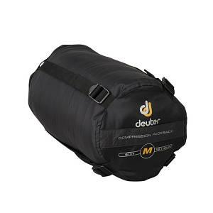 Компресионный мешок Deuter Compression Packsack M black (39770 7000)