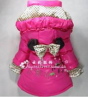 Куртка-пуховик на девочку  , фото 1