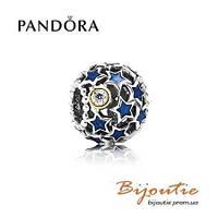 Pandora шарм ЗВЕЗДНОЕ НЕБО 791371CZ серебро 925 Пандора  оригинал