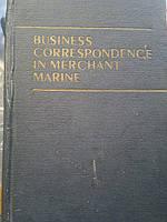Дубнер, Г. Я. Деловая переписка на английском языке в морском флоте